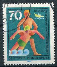 Bund 634 II gestempelt neuer Plattenfehler PF BRD Michel -- . -- used