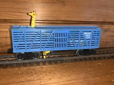 Lionel Trains Postwar 3376 Operating Bronx Zoo Giraffe Car C-6.