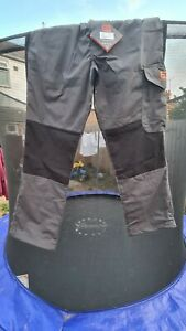 Bear grylls craghoppers trousers pepper/black brand new in bag 38inch waist)