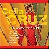CELIA CRUZ - QUEEN OF SALSA [PLATINUM] NEW CD