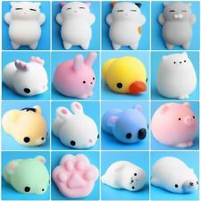 Stress Relief Ball Toy Cute Animal Antistress Squeeze Mochi Rising Toy