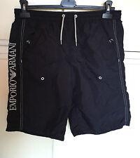 Costume uomo EMPORIO ARMANI swimwear nero boxer tg. S
