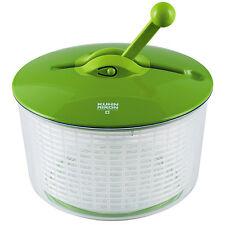 Kuhn Rikon Green Ratchet Salad Spinner
