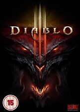 Diablo III (PC)  BRAND NEW AND SEALED - IN STOCK - QUICK DISPATCH