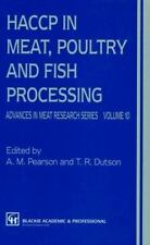 HACCP in meat, poultry, and fish processing (Advances in Meat-ExLibrary