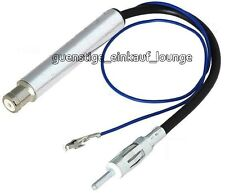 audi a2 a3 a4 a6 a8 TT L'alimentation fantôme Adaptateur d'antenne