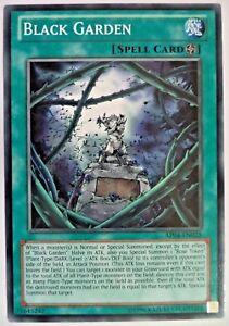 YUGIOH BLACK GARDEN AP04-EN025 CARD