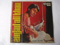 Amjad Ali Khan HMV EASD 1330 Classical LP RECORD India NM -1598