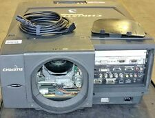 Christie LX66 LCD Projector