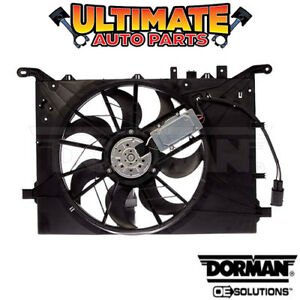 Radiator Cooling Fan (2.4L Non-Turbo) w/Controller for 2005 Volvo S60