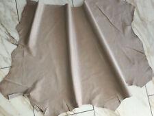 LEDER TIP 32794-BC, Lederreste, 1 Lederhaut, sandfarben nappa