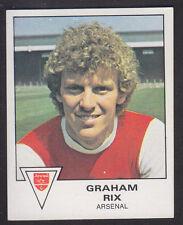 Panini - Football 80 - # 14 Graham Rix - Arsenal