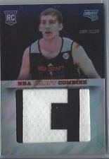 2014 Panini Fathers Day Cody Zeller Lava Flow Prizm Refractor Draft Patch /10 RC