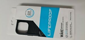 Genuine LifeProof Wake Dropproof  iPhone 11 Pro MAX  6.5'' Case Cover Black
