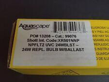 Aquascape 24 watt UV bulb w/ballast (MPN 99076)