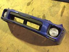 Subaru Wrx Gda 01 Wagon Front Bumper Compete
