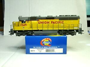 ATHEARN HO SCALE READY TO ROLL GP 40-2 LOCOMOTIVE UNION PACIFIC 89711