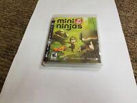 Mini Ninjas (Sony PlayStation 3, 2009) new ps3