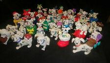 Lot of 47 McDonald's Happy Meal 101 Dalmatians Plastic Christmas Ornaments Toys