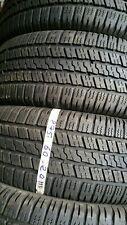 Vend 4 pneus 275.60.20 quasiment neuf. M&S Goodyear.