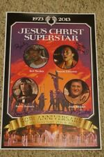 1973 Jesus Christ Superstar MOVIE REUNION Print HAND SIGNED by 4 Cast TED NEELEY