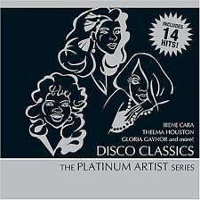 Various Artists, Disco Classics: Platinum Artist Series, Excellent