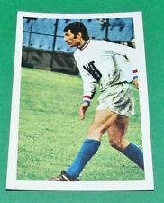 N°110 J-P. LOPEZ AGEDUCATIFS FOOTBALL 1971-1972 OLYMPIQUE MARSEILLE OM PANINI