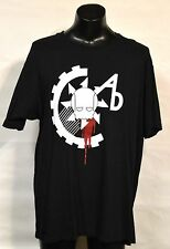 Artful Dodger T-shirt Size 4XL Black skull