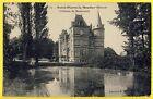 cpa SAINT PIERRE le MOUTIER (Nièvre) CHÂTEAU de BEAUMONT Marquis de Rasilly