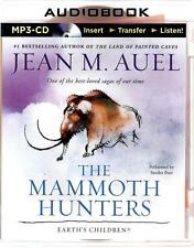 The Mammoth Hunters by Jean M Auel and Sandra Burr Unabridged MP3 Audio Book