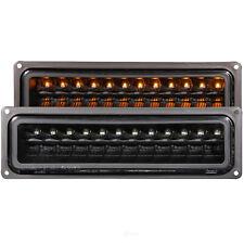 ANZO for 1988-1998 Chevrolet C1500 LED Parking Lights Black