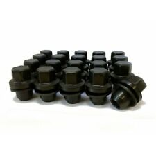 20x Black Land Rover Range Rover Lug Nuts SCG Forged