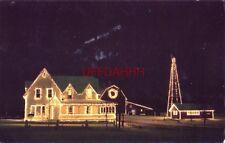 ST, NICHOLAS LIGHT DISPLAY AT DOMINO'S FARMS, ANN ARBOR, MI 2001