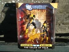 DC UNIVERSE CLASSICS THE COLOR OF FEAR BRAND NEW AND SEALED