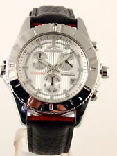 CHRONOTECH DUAL FACE CHRONOGRAPH DAY-DATE BY BREIL MEN'S WATCH