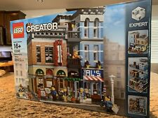 Retired Lego Creator Expert Detective's Office 10246 Modular Building Set NIB