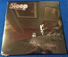 SLEEP The Sciences BLACK/GREEN WAX alternate cvr THIRD MAN STILL SEALED LP metal