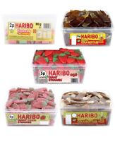 Haribo Retro Sweets Candy Fillers Kids Part Pick Mix Tubs/Bags Gift Christmas
