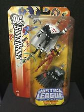 BATMAN-SUPERMAN-WONDER WOMAN DC Superheroes Justice League Unlimited Figures
