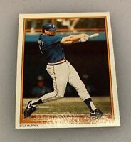 1987 Topps Glossy Dale Murphy All-Star Baseball Card # 6 Atlanta Braves