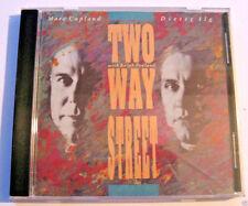 Marc Copland & Dieter Ilg Two Way Street, Jazz Trio CD