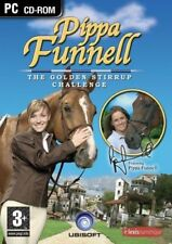 Pippa Funnell The Golden Stirrup Challenge - PC CD - New & Sealed