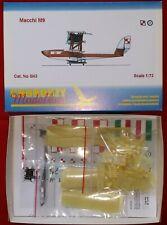 B43-MACCHI M9-Choroszy Modelbud-1/72