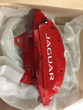 Jaguar Svr F Pace Lf Caliper Red Oem T4a32800 Fits Jaguar