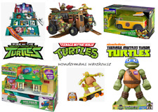 TMNT Teenage Mutant Ninja/Hero Turtles Toys/Playsets/Figures/Vehicles & More!