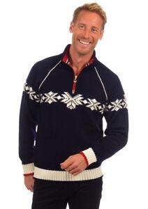 Dale of Norway Men's Sochi Masculine Sweater # MEDIUM