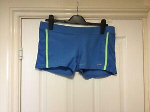Nike Dri-fit Run Shorts Size Large