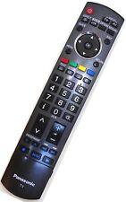 Genuine Panasonic N2QAYB000181 TV Remote For TX-37LZD70F TH-42PZ70E TH-50PZ70E