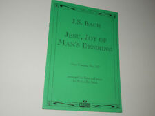 Jesu, Joy of Man's Desiring; J.S.Bach:Cantata No 147 for flute & Piano : De Smet