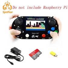 Raspberry Pi 3B+ Game LCD 3.5inch HDMI LCD Gamepad 2B zero w Case SD